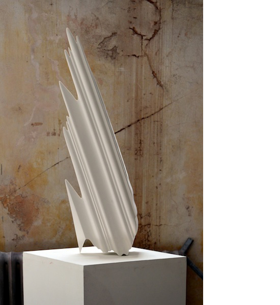 6º Takes One Minute, 2013 marble resin 33 x 10 x 7 inches edition of 3