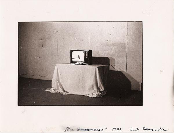 Ernst Caramelle The Hammer Piece, 1975