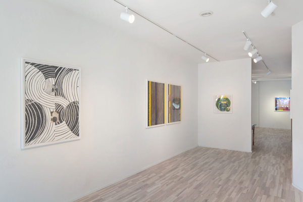 Anthony Campuzano: Waters' March Installation View