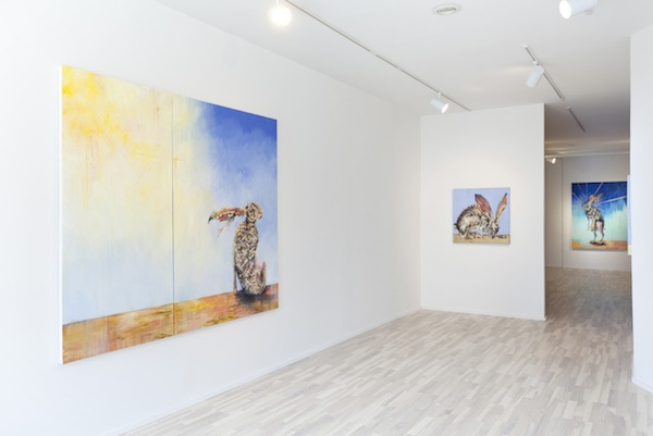 Joianne Bittle: No Man's Land Installation View