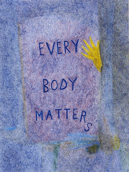 Anthony Campuzano Everybody Matters (1 of 3), 2012