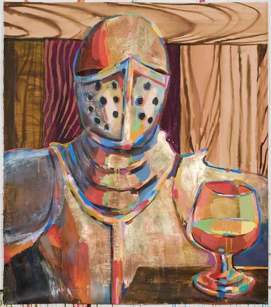 Battle Armor with Cognac Snifter, 2012