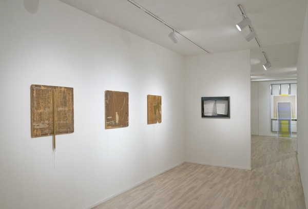 installation view: Dust Breeding, 2013