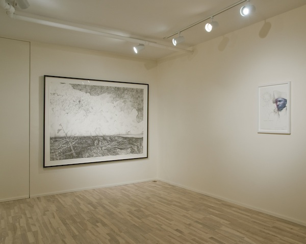 installation view, Kenseth Armstead: INFERNO