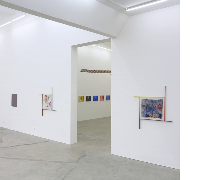 Jordan Kantor Installation view, 2013 Ratio 3, San Francisco